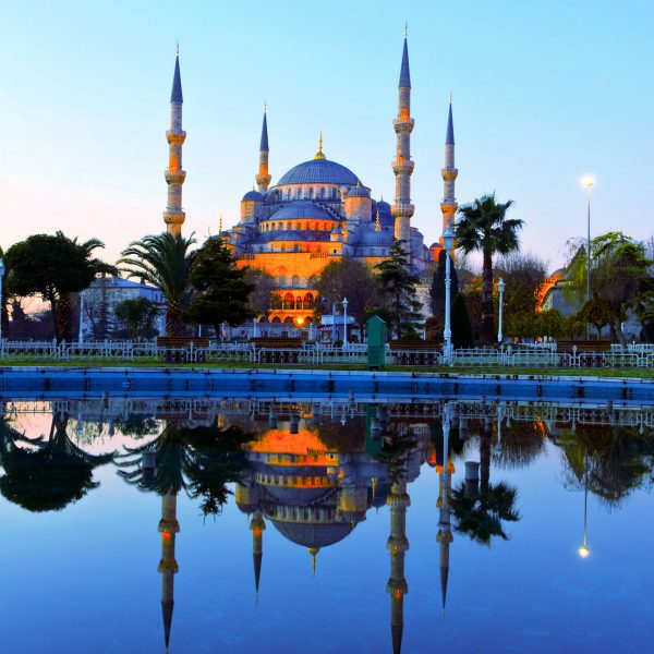 Турция из Запорожья